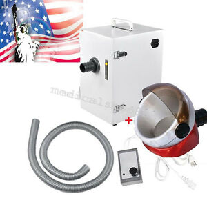 Dental Digital Industry single Row Dust Collector Vacuum Cleaner Suction Base