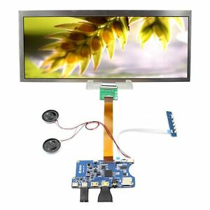 Hdmi Type C Lcd Controller Support Sd Card 12 3in Hsd123kpw1 1920x720 Ips Lcd