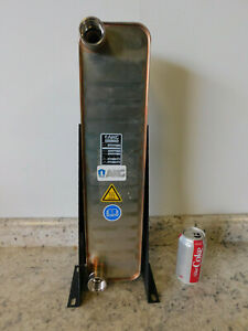 New Akg Cool line Water Cooler Brazed Plate Heat Exchanger Akg5 30 Water To Oil