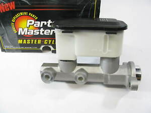 New Parts Master Mc116626 Brake Master Cylinder For 88 91 Chevy Gm K1500 C1500