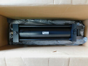 New Atlas Hydraulic Cylinder 5 Bore 16 5 Stroke 2 Rod 3000 Psi New
