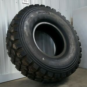 Michelin Xzl 46 395 85 R20 Military 6x6 M35 Mrap Mud Truck Tires New Old Stock