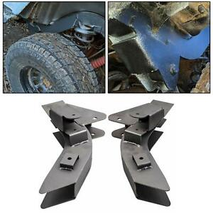 For Jeep Wrangler Tj Rear Set Trail Control Arm Frame Rust Repair Patch Kit