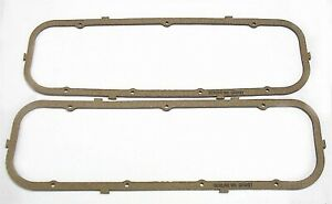 Mr Gasket Valve Cover Gasket 0 312 Thick Cork Rubber Big Block Chevy Pair
