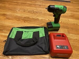 Snap On Ct8810a 18v Cordless 3 8 Impact Wrench Kit