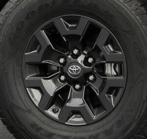 Premium Cast Vinyl Overlay Decals For 2016 2020 Tacoma Trd Off Road Wheels