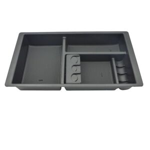 Center Console Storage Armrest Organizer Box Tray Tray Fit For Chevrolet Gmc