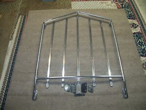 1976 Chrysler New Yorker Town Country Station Wagon Factory Roof Cargo Rack