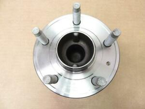 Oem 2011 2012 Chevy Cruze Rear Wheel Bearing Hub 13502872