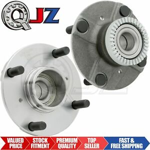 For 1998 2001 Chevrolet Metro Fwd Model Rear Pair Qty 2 Wheel Hub Assembly