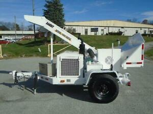 2010 Bandit 1690 Wood Chipper Forestry Arborist