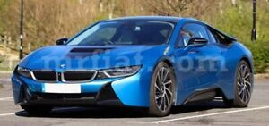 Bmw I8 Roadster Black Indoor Fabric Car Cover 2014 18 New