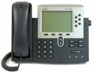 Cisco 7960g Ip Voip Phone Telephone Cp 7960g