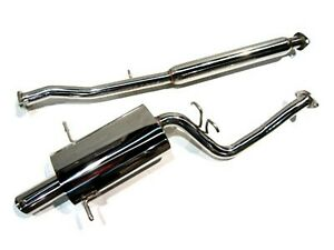 Mhp S S Exhaust For 1997 To 2005 Subaru Impreza Rs 2 5l Ej25