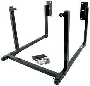 Allstar Engine Cradle Steel Black Powdercoated Fits Chrysler Ea All10152