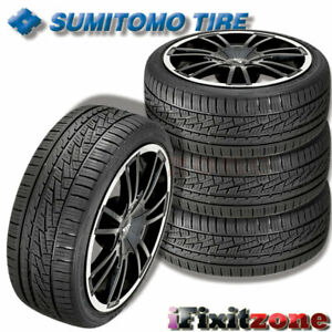 4 Sumitomo Htr A s P02 235 60 16 100w All Season High Performance Touring Tires