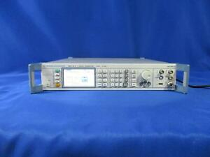 Rohde Schwarz Sma100a Rf Signal Generator With Options B103l B22 B29