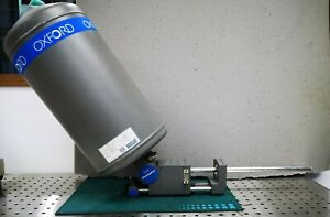 Oxford Instruments Link Pentatest 7060 Atw2 10mm2 Eds X ray Detector