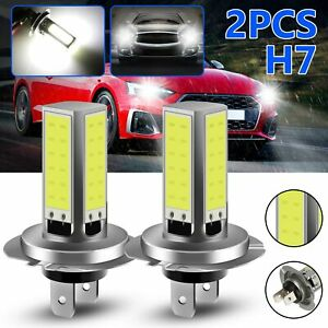 10pcs T10 Led Interior License Plate Light Bulbs 6000k Super White 168 194 2825