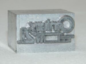 Century 21 Logo Type Set For Hot Foil Stamping Personalizer Press Machine
