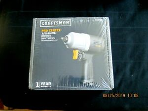 Craftsman Pro Series 1 2 In Composite Impact Wrench 19865