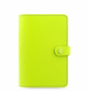 Filofax Original Leather Organizer Personal Pear 026036