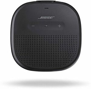 Bose SoundLink Micro Portable Bluetooth Wireless Speaker System in Black Colour