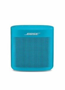 NEW BOSE SOUNDLINK COLOR II BLUETOOTH SPEAKER - BLUE WIRELESS PORTABLE 2