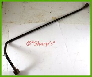 Aa5349r John Deere 60 Fuel Line Fits S n 600000 6028468 pressure Tested usa