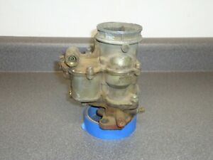 Ford Holley 2100 2 Barrel 1 1 16 Carburetor Core Ecg 1955 1956 272 Y Block V 8