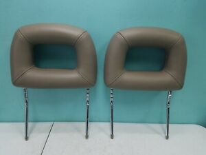 For Buick Gm 2002 Regal Front Seat Headrest Head Rest Pair