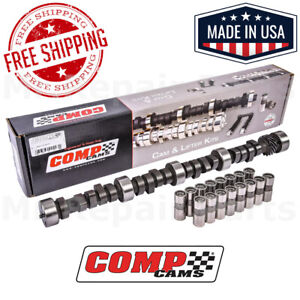 Comp Cams Cl12 601 4 Mutha Thumpr Camshaft Lifters Kit Chevrolet Sbc 350 400