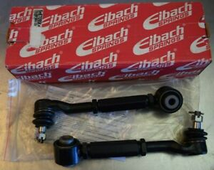 2 X Eibach 5 67090k Pro Alignment Rear Adjustable Camber Arm Kit For Acura Tl Cl