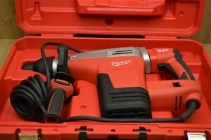 Milwaukee 5426 21 1 3 4 Sds max Rotary Hammer Drill With Case