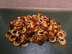Lot Of Brass Grommets 1 2 Eyelet