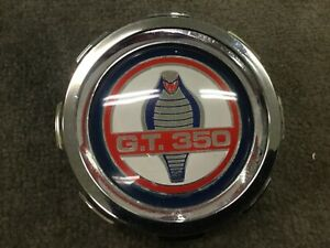 Shelby Mustang Gt350 Gas Cap With Retainer Cable