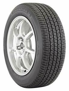 2 New 215 70r15 Firestone Champion Fuel Fighter Tires 215 70 15 2157015 70r R15