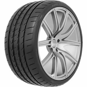 2 New 235 45zr17 Federal Evoluzion St 1 Uhp Summer Tires 45 17 R17 2354517 45r