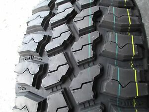 4 New 33x12 50r20 Mud Tires 33125020 33 1250 20 12 50 R20 Mt