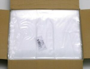 2x3 To 40x48 1mil 1 25 Mil Elkay Plastic Lay Flat Clear Open Top End Poly Bags
