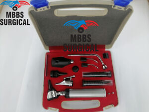 Ent Ophthalmoscope Otoscope Diagnostic Set Ear Nose throat Set