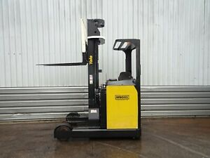 Yale Mr20 Used Reach Forklift Truck 2058