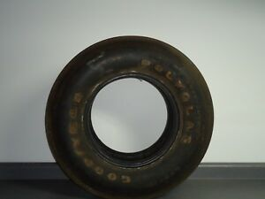 Vintage Tire Goodyear Polyglas Custom Power Cushion F78 15 15 Good Used Shape