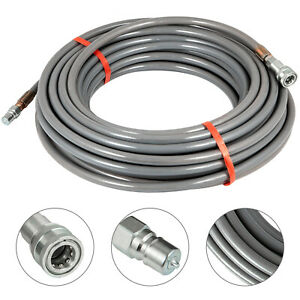 Pressure Washer Power Monster Hose 100 Ft 3 8 In Dia 4 500 Psi Cold Water