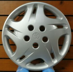 2001 2003 Toyota Sienna 15 Inch Oem Hubcap Wheel Cover 61112