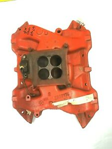 1967 1968 1969 Plymouth Dodge B Body Intake Manifold 440 4bbl Carb 2843031