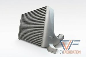 Cvf Race Intercooler For 2015 2021 Ford Mustang Ecoboost Silver Fmic Front Mount