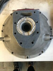 Modified Mg Td Bell Housing To Fit Mg Tc