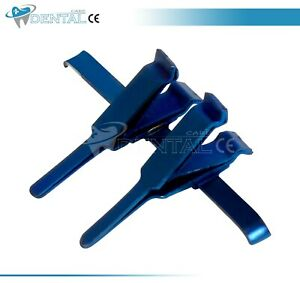 V 2 Micro Acland Vascular Clamps For Plastic Surgery Neurosurgery Instruments