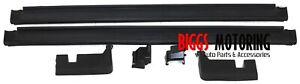 2007 2013 Chevy Avalanche Left Right Rear Interior Gutter Guard Trims 15090198